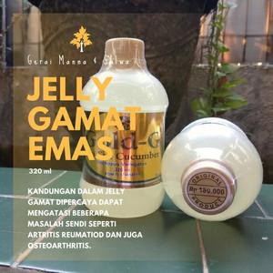 Harga jelly gamat emas | HARGALOKA.COM