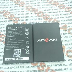 Harga baterai battery batre original advan vandroid s6 full view i55d   | HARGALOKA.COM