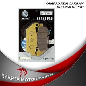 Info Kampas Rem Honda Cbr 250 Non Abs Depan Belakang Bendix Katalog.or.id