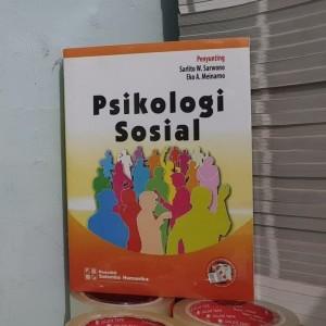 Harga psikologi sosial by sarlito w | HARGALOKA.COM