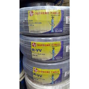 Harga kabel itc telp supreme isi 4 per 50 meter 2x2x0 6 | HARGALOKA.COM