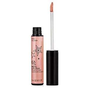 Harga the body shop metal lip liquid rose gold | HARGALOKA.COM