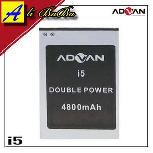 Harga baterai handphone advan i5 4g lte double power advan i5 batre hp | HARGALOKA.COM