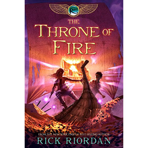 Harga rick riordan the kane chronicles the throne of fire book 2 | HARGALOKA.COM