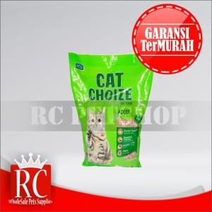 Harga cat choize makanan kucing repack 800 gram rasa | HARGALOKA.COM