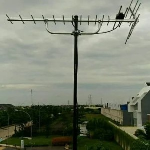 Harga antena tv digital pasang antena tv murah bergaransi jakarta | HARGALOKA.COM