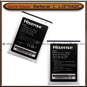 Harga baterai andromax c li37142c ad686g smartfren original batre batrai | HARGALOKA.COM
