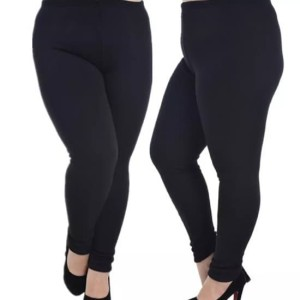 Harga legging wanita jumbo xxxl harga grosir murah   hitam | HARGALOKA.COM