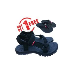 Harga sandal gunung beli 1 gratis jepit   35 | HARGALOKA.COM