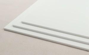 Harga acrylic akrilik putih susu lembaran 5mm | HARGALOKA.COM