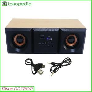 Harga speaker fleco f30 digital audio bass komputer laptop f 30 xtra | HARGALOKA.COM