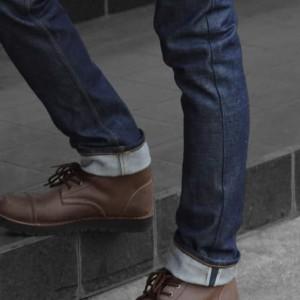 Harga celana jeans selvdge original   selvdge denim   celana jeans pria   garmenindigo | HARGALOKA.COM