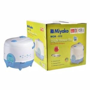 Harga miyako rice cooker magic com 1 2 liter 3 in 1 mcm   | HARGALOKA.COM