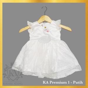 Harga dress bayi 0  18 bulan dress princess ka premium1 promo   | HARGALOKA.COM