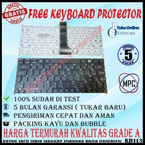 Harga keyboard laptop acer aspire v5 132 v5 132p e3 111 e11 111 | HARGALOKA.COM