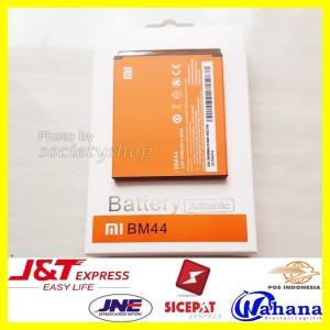 Harga hanya baterai ori xiaomi redmi 2 2a 2s prime batre bm44 battery | HARGALOKA.COM