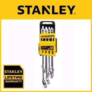 Katalog Stanley Combination Wrench Spanner 8 19mm Stmt 78099 Katalog.or.id