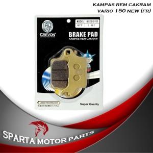 Info Kampas Rem Belakang Vario 125 150 Beat Scoopy Spacy Fi Cbs Esp Aspira Katalog.or.id