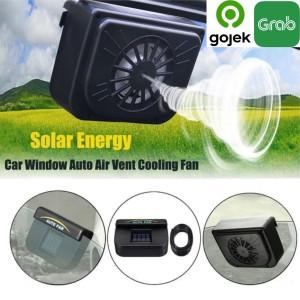 Harga kipas angin mobil exhaust solar tenaga matahari surya auto | HARGALOKA.COM