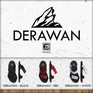 Harga new   camou   derawan   sandal selip on pria karet   putih | HARGALOKA.COM