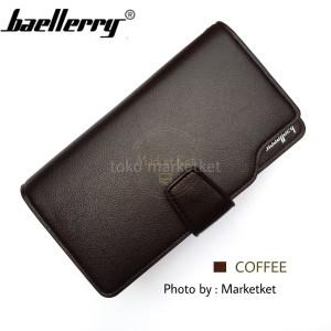 Harga dompet baellerry baellery panjang 22 slot kartu kredit debit hp uang   | HARGALOKA.COM