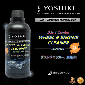 Harga pembersih mesin mobil velg yoshiki wheel cleaner amp engine | HARGALOKA.COM