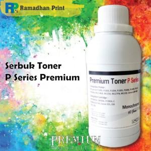Harga bubuk refill p series premium cartridge toner hp 35a 36a 78a 83a | HARGALOKA.COM