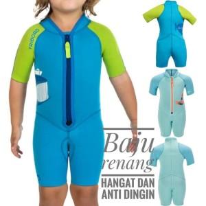Harga baju renang anak bahan neoprene tebel 1 5mm agar anak tidak | HARGALOKA.COM