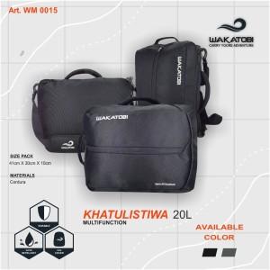 Harga tas laptop multifungsi 3 in 1 wakatobi wm | HARGALOKA.COM