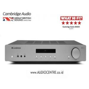 Harga cambridge audio axa35 integrated amplifier w built in | HARGALOKA.COM