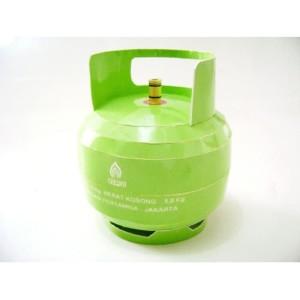 Harga tabung gas lpg 3kg isi grab dan gojek only   HARGALOKA.COM