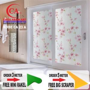 Info Sticker Stiker Kaca Motif Minimalist Window Film Katalog.or.id