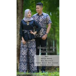 Harga batik keluarga batik couple baju keluarga kebaya sarimbit   | HARGALOKA.COM