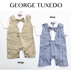 Harga george tuxedo tuxedo bayi murah baju kondangan bayi | HARGALOKA.COM