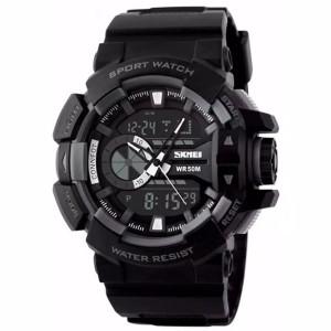 Harga promo skmei 1117 original jam tangan pria skmei digital analog   HARGALOKA.COM