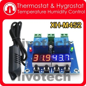 Info W1209 Digital Thermostat Thermometer Temperature Control Suhu Dc 12v Katalog.or.id