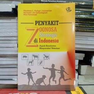 Harga penyakit zoonosa strategi di indonesia aspek kesehatan masyarakat   HARGALOKA.COM