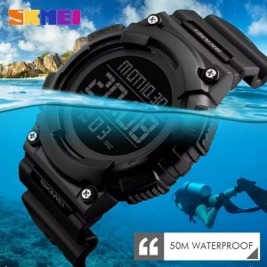 Harga promo skmei 1248 original jam tangan pria skmei digital led   HARGALOKA.COM
