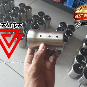 Harga db killer khusus knalpot racing universal inlet   HARGALOKA.COM