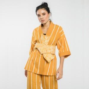 Harga oemah etnik yellow kendari batik | HARGALOKA.COM