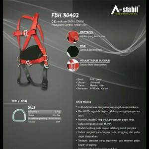 Harga full body harness astabil 30402 safety belt fall protection   HARGALOKA.COM