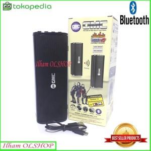 Harga speaker portabel bluetooth gmc 881a fm radio usb super bass | HARGALOKA.COM