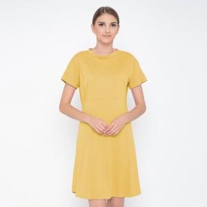 Harga baju menyusui kiara mustard kr117   | HARGALOKA.COM