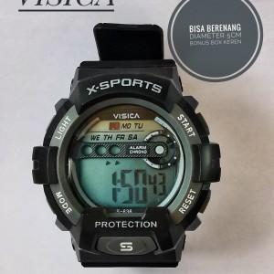 Harga jam tangan digital anak remaja water resist murah kualitas visica   HARGALOKA.COM