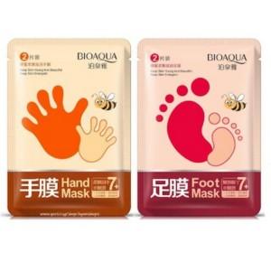 Katalog Bioaqua Foot Mask Katalog.or.id