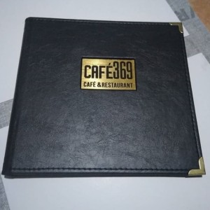 Harga buku menu cafe logo di | HARGALOKA.COM
