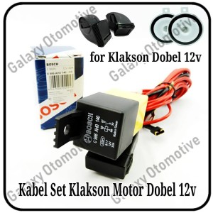 Harga kabel set relay untuk klakson motor | HARGALOKA.COM