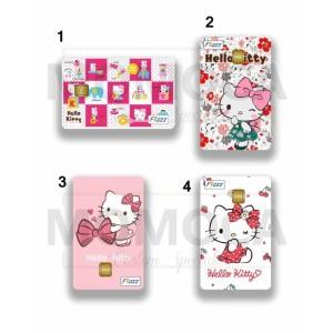 Harga kartu bca flazz hello kitty kartu tol toll emoney etoll   HARGALOKA.COM