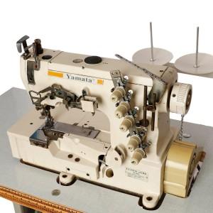 Harga mesin jahit kaos   overdek   cover stitch yamata fy 31016   HARGALOKA.COM