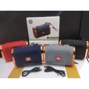 Harga speaker bluetooth wireless jbl t12 super bass murah   HARGALOKA.COM